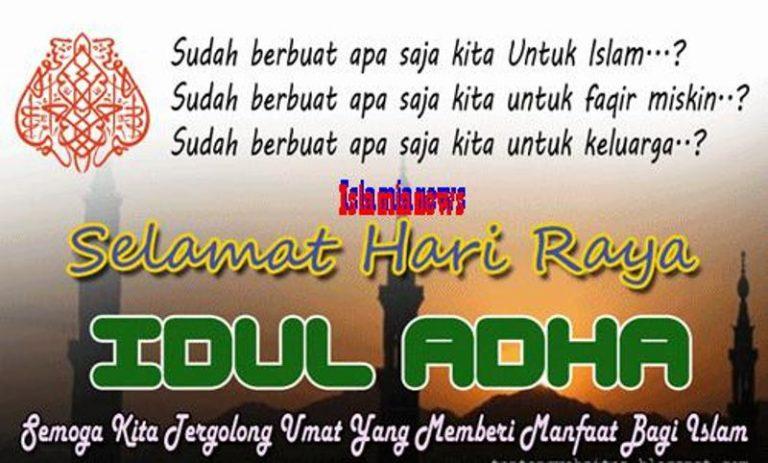 Satpol PP Prov.Kaltim Mengucapkan Selamat Idul Adha 2019/1440 H