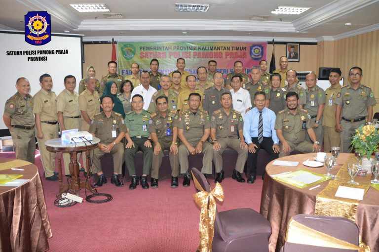 Fasilitasi PPNS Se-Kaltim Kembali dilaksanakan Dalam Persiapan IKN