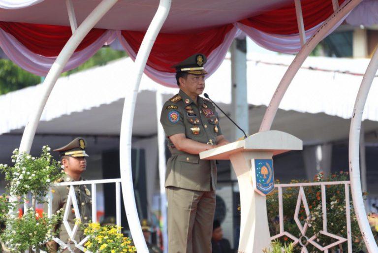 Mendagri : Jangan Anggap Remeh Satpol PP dan Satlinmas, Ini Profesi Mulia