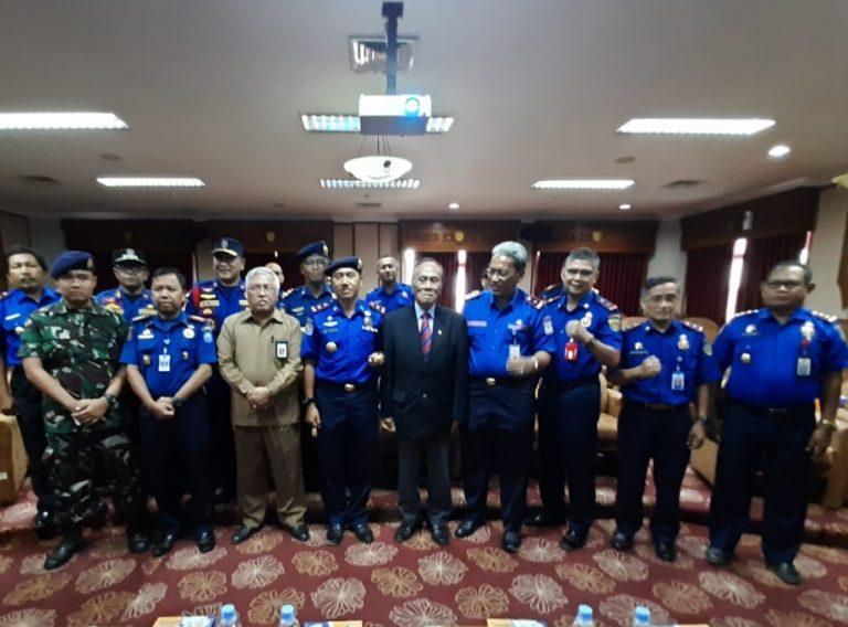 Rakorda Damkar 2020 Dalam Rangka HUT DAMKAR ke-101 Tingkat Provinsi Kaltim