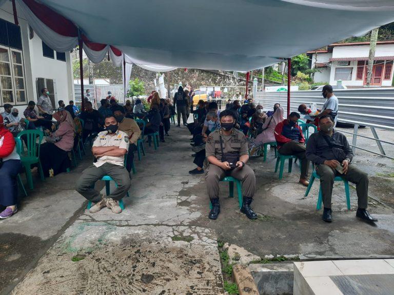Arahan Kasatpol PP Semua Anggota Wajib Test Swab Cegah Covid-19